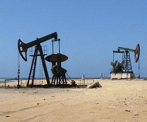 Champ pétrolifère en Tunisie