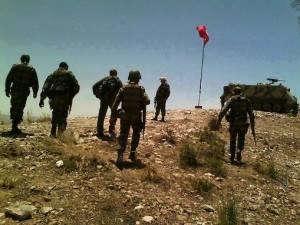 Armée Chambi Tunisie