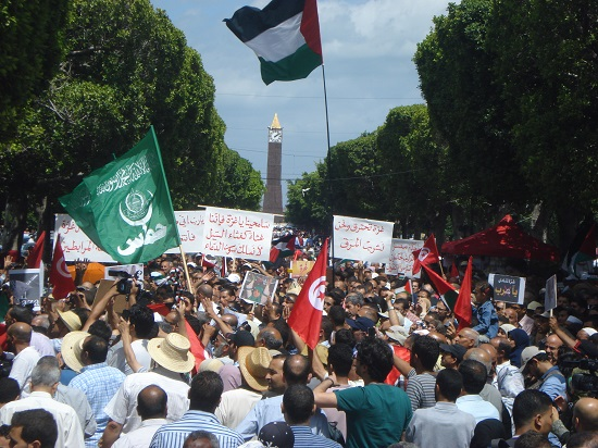 manif Ennahdha (11-07-2014) (3)