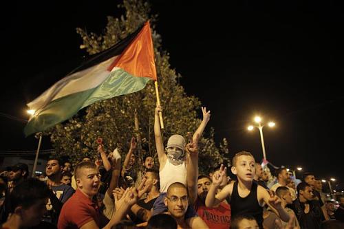 liesse palestinienne (ism-france.org)