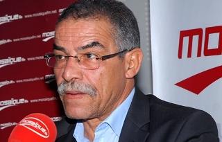 Khemais Ksila, 15 septembre 2014. Leader à Nidaa Tounes