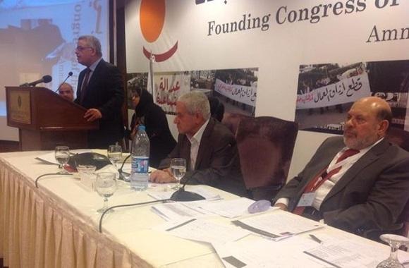 H. Abassi pdt federation des syndicats arabes (credit photo UGTT)
