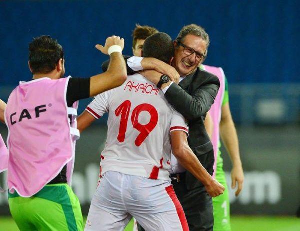 Georges Leekens, sélectionneur de l'équipe nationale tunisienne de football | Crédit : Facebook