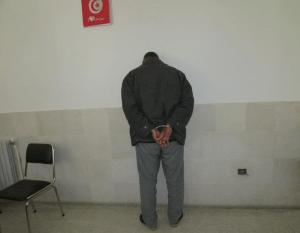 Kasserine Arrestation