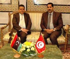 Ministre libyen des AE
