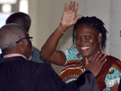 Simone Gbagbo - AFP