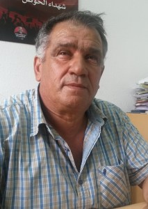 Abderrahman Hedhili (président du FTDES)