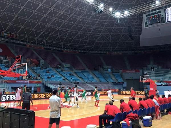 AfroBasket 2015 2me Journe Dfaites Du Maroc Et De L