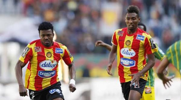 Samuel Eduok buteur face au Stade Malien