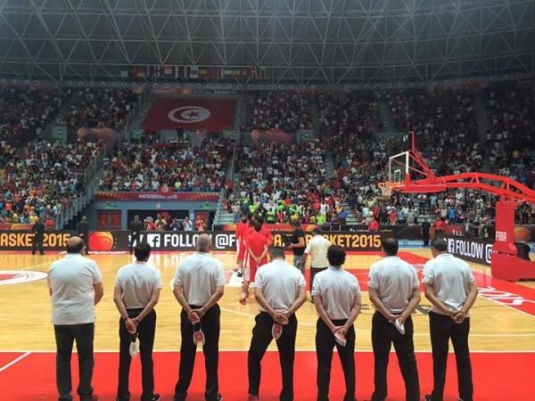 Tunisie AfroBasket2015 | Photo : Mohamed Ali Sghaier