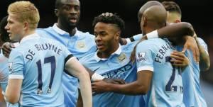 Man City - Reuters
