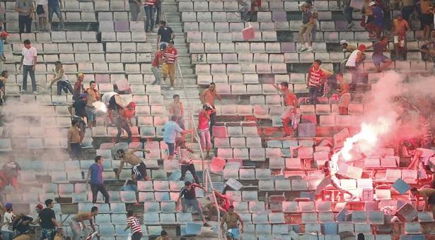stade olympique de Rades - casse (5)
