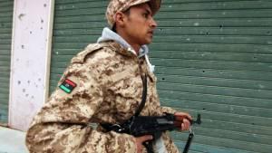armée libyenne