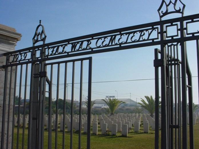 Commonwealth War Cemetery 2
