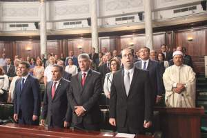 Gouvernement Chahed