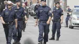 police-autriche