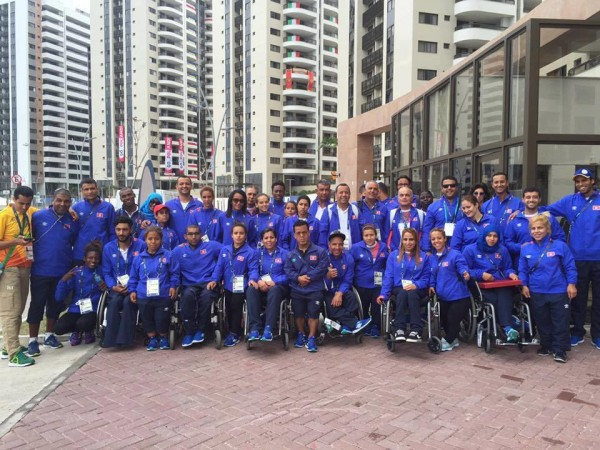 Tunisie Paralympique