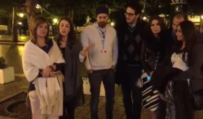 Les artistes arabes solidaires des Journées Cinématographiques de Carthage