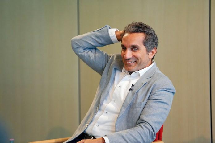 Bassem Youssef, satiriste égyptien (photo - Deutsche Welle)