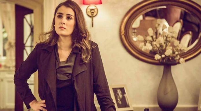"""Aïcha Ben Ahmed dans le rôle de Nouha dans le film égyptien """"La cellule"""