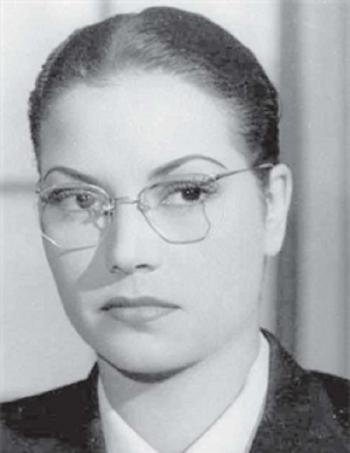 "Madiha Yousry dans le film ""Maître Madiha"""