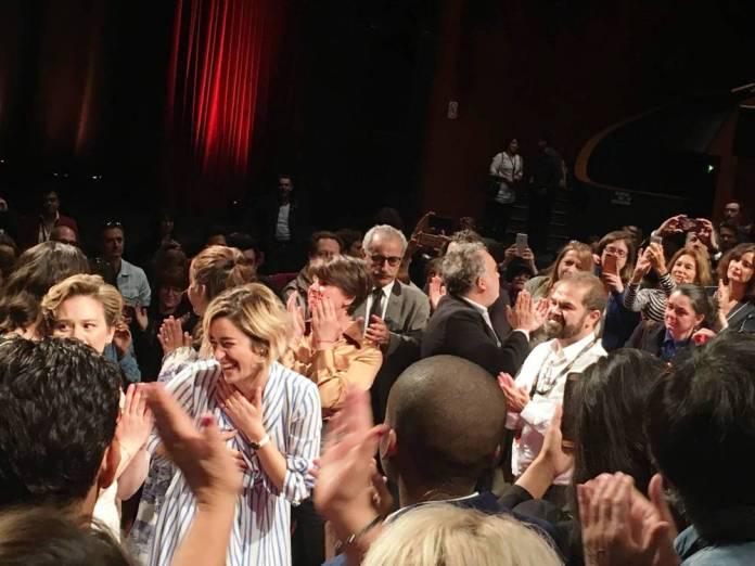 Papicha - Standing ovation