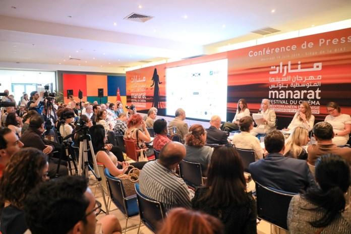 Conférence de Presse Manarat 2