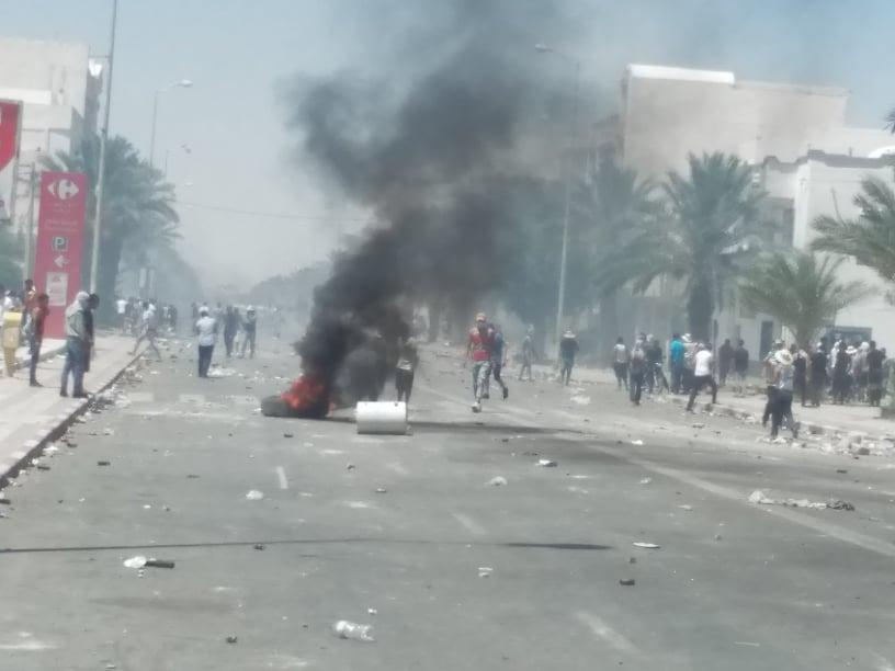 Tensions ce dimanche face aux promesses non tenues du gouvernement — Tataouine