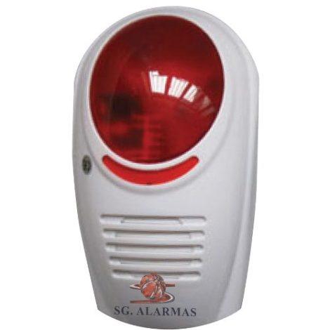 Image sirena-120-db-flash-exterior-inalambrica-casa-negocio-idd-2673-MLM2896838740_072012-O.jpg