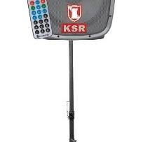 Bafle Biamplificado 3500w Kaiser Usb Fm Bluetooth Tripie