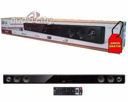 Barra De Sonido Lg Nb2430a 160 Watts Bluetooth  Fibra Óptica