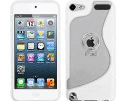 Funda Protector Apple Ipod Touch 5g Blanco/transparente
