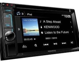 Kenwood Ddx23bt Double Din Dvd Bluetooth Pandora 6.1  Dvd