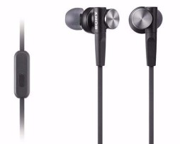 Remato Audifonos Sony Mdrxb50ap Extra Bass Earbud