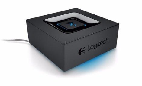 Adaptador Audio Bluetooth Y Auxiliar 3.5mm Logitech Rca