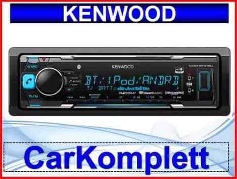 Auto Estereo Kenwood Kmm-bt315u Usb