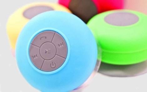 Bocina Bluetooth Waterproof Recargable Manos Libres Bañera
