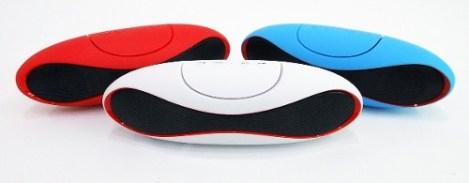 Bocina Portatil Bluetooth Manos Libres Recargable Boc-002