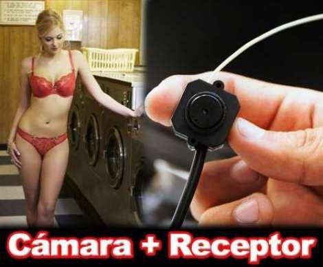 Camara Espia Tamaño 2cm. Usb Inalambrica  Profesional Xaris.