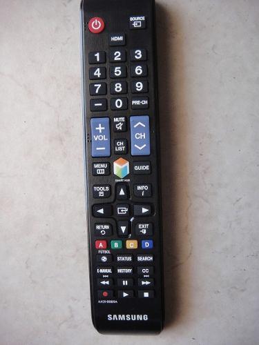 Control  Para Tv Samsung  Original Aa59-00809a Smart Tv