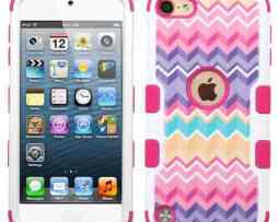 Funda Protector Triple Layer Apple Ipod Touch 5g / 6g Rosa Z