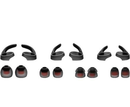 Jabra Rox Repuestos Eargel Y Earwings Negro