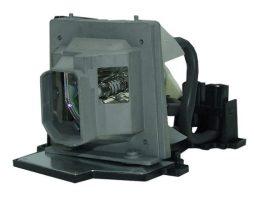 Lámpara Con Carcasa Para Optoma Ep719 Proyector Proyection