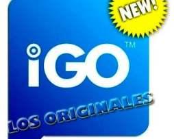 Mapas 2016.q1 México + Usa Y Canada + Igo Primo + Igo 8 Gps!