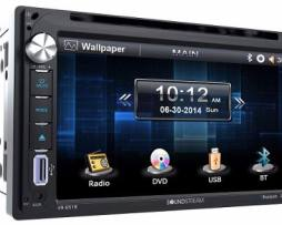 Pantalla Soundstream Vr-651b Dvd Usb Bluetooth Doble Din en Web Electro