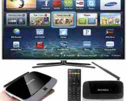 Smart Tv Android Wifi Netflix Facebook Youtube Quadcore Hd