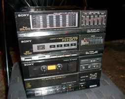 Sony Componente Fh-207
