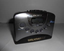 Walkman Sony Digital Retro Vintage 90´s