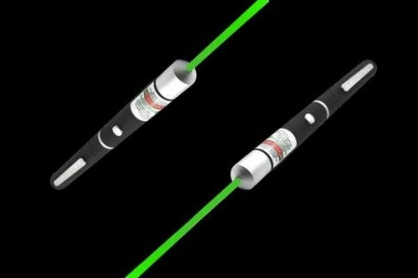 Apuntador Laser Verde 5mw 532nm 250m Ndd en Web Electro