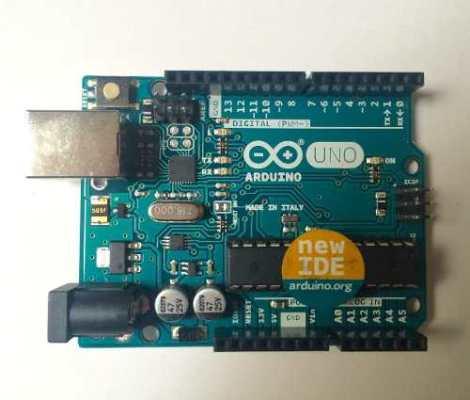 Arduino Uno R3 100% Original Hecho En Italia + Cable en Web Electro